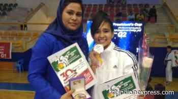 Aruna Tanwar set to be India's first ever taekwondo entry at Tokyo Paralympics - The Indian Express