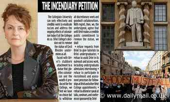 Cecil Rhodes Oxford war: In an unprecedented hostile act, 150 academics refuse to teach students