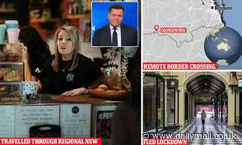 Karl Stefanovic calls for book to be thrown at couple fled Melbourne and put three states on alert