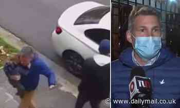 Surgeon pulled his 1-year-old son from his BMW as carjacker pointed a gun at his head [VIDEO]