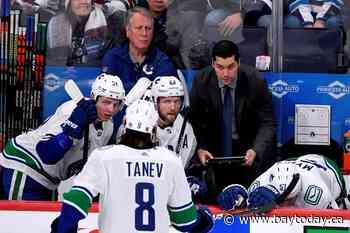 Canucks add Shaw, Gustafson to Travis Green's coaching staff