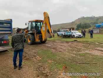 Prefeitura de Barra Mansa realiza demolição administrativa em área... - Diario do Vale