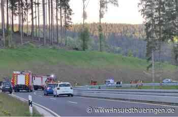 Verkehrsunfallstatistik Sonneberg - Der Aufwand um Unfallfluchten zu klären, wird immer größer - inSüdthüringen.de