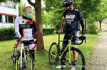Paracycler Jan Wiedemann aus Sonneberg ist wieder unterwegs: Für ein Date mit dem Weltmeister - Sonneberg - inSüdthüringen