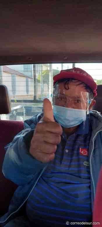 """""""Whisky"""", popular personaje de Sucre, se recupera y sale del hospital - Correo del Sur"""