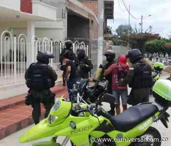 En Sucre atraparon a 26 personas durante el puente festivo - El Universal - Colombia