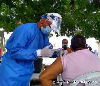 Gerente de vacunación en Sucre aclaró que solo están inmunizando a población priorizada - El Universal - Colombia