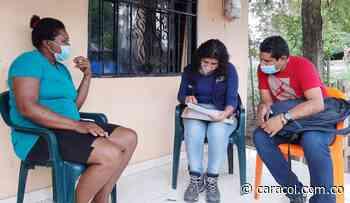 En Sucre inició piloto de potenciales beneficiarios de vivienda rural - Caracol Radio