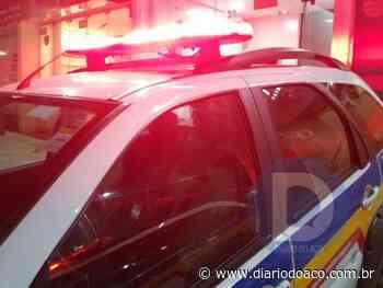 Ladrão tenta furtar em loja de materiais de construção em Coronel Fabriciano e é preso - Jornal Diário do Aço