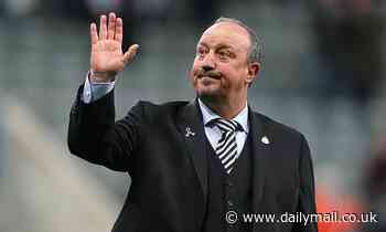 Former Liverpool boss Rafa Benitez is a serious contender to become Everton's new manager