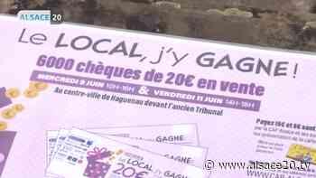 HAGUENAU : Les commerçants lancent l'opération « Le Local, j'y gagne ». - alsace20.tv