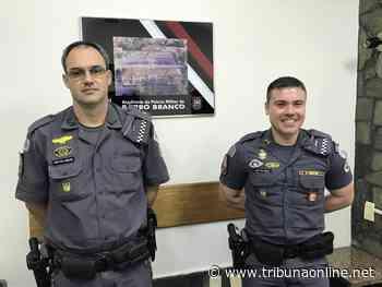 Em Taquaritinga (SP): Capitão Lúdio é o novo comandante da 2° CIA da Polícia Militar - Tribuna On Line