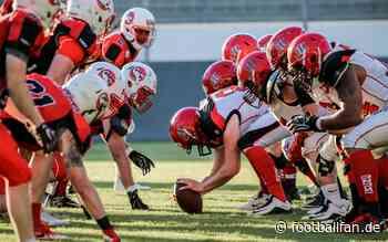Scorpions empfangen Marburg zum Heimauftakt – Football-Fan.de - Football-Fan.de