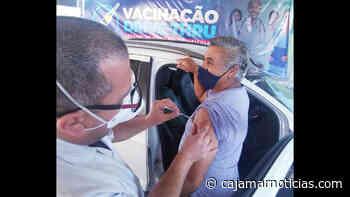 Cajamar vacina pessoas com hipertensão leve contra a covid-19 - Cajamar Notícias