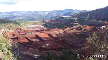 Sirenes de barragens da Vale em Nova Lima serão testadas nesta terça-feira - G1