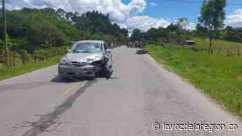 Hombre falleció tras aparatoso accidente en cercanías a Pitalito - Huila