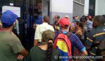 Desvalijada sede del Banco de Venezuela en Ocumare del Tuy - El Carabobeño