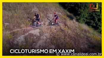 Xaxim abre inscrições para eventos de Cicloturismo no município - Canal Ideal