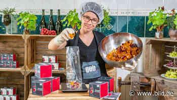 Radebeul: Winzerin würfelt Wein zu Gummi - BILD