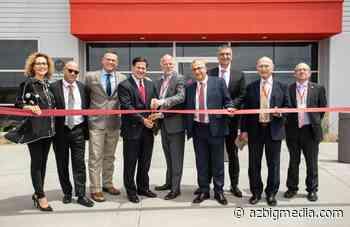 CP Technologies opens HQ and manufacturing facility in Prescott - AZ Big Media