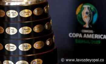 Copa América 2021 se jugará en Brasil - Noticias de casanare | La voz de yopal - La Voz De Yopal