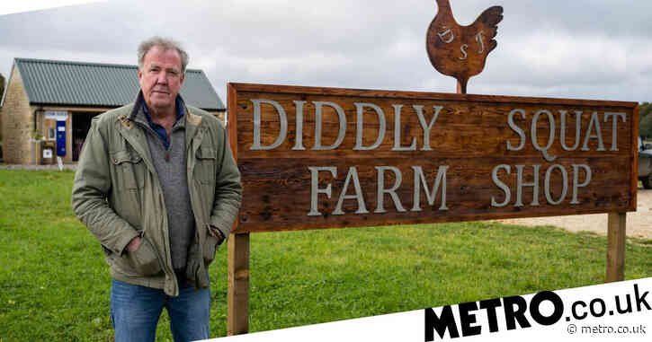 Jeremy Clarkson 'happiest he has been in a long time' filming Clarkson's Farm
