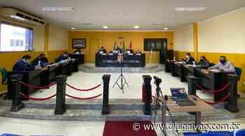 Resumo Décima Quinta Sessão Ordinária do Poder Legislativo de Santa Maria da Boa Vista - Blog do Didi Galvão