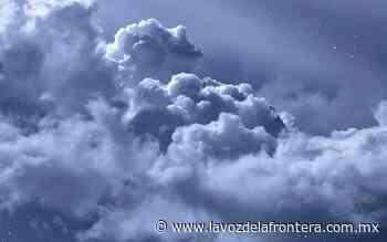 """""""Bombardearán"""" nubes para enfrentar sequía en Baja California - La Voz de la Frontera"""