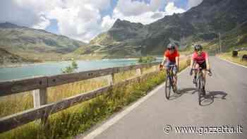 In Val Chiavenna sulle orme di Damiano Caruso - La Gazzetta dello Sport