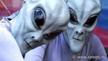 Die USA im Ufo-Fieber: Lieber Alien als alt - DER SPIEGEL