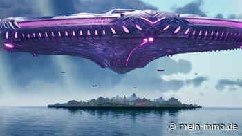 Fortnite Season 7: Trailer zeigt Invasion, ein riesiges Ufo und die Zerstörung des Zero-Points - Mein-MMO