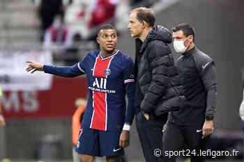 Mbappé encense Tuchel, entraîneur limogé par le PSG en décembre - Le Figaro