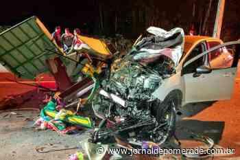 Vítima de acidente de trânsito, condutor de carroça morre no hospital - Jornal de Pomerode