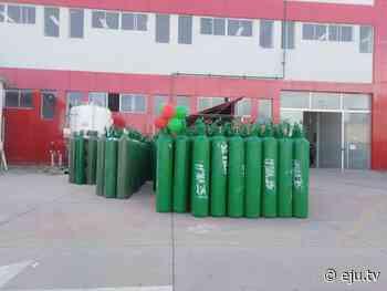 Se duplica la producción de oxígeno medicinal en la Villa Imperial - eju.tv