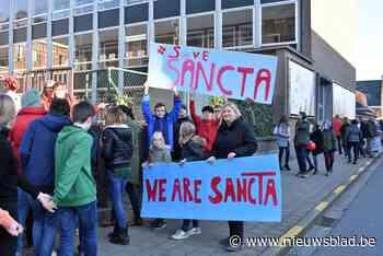 Schoolraad en oudervereniging Sancta Maria blijven vechten t... (Ruiselede) - Het Nieuwsblad