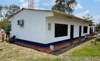 Siete escuelas rurales de Aipe recibirán obras de mejoramiento estructural - Huila
