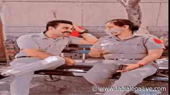 Delhi Police issues showcause notice to 2 constables for making funny videos on social media while on duty - India Legal