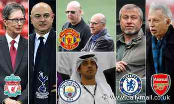 Premier League clubs ponder their position to 'Big Six' agreeing combined £22m 'goodwill' payment