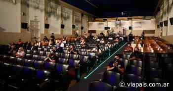Maipú celebra los ocho años de recuperación patrimonial del Cine Teatro Imperial - Vía País