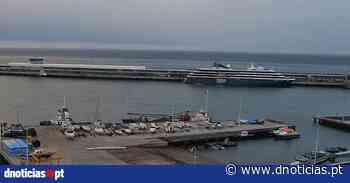Chegou o 'World Voyager' para a retoma do Porto do Funchal - DNoticias