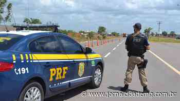 Idoso é preso após provocar acidente na BR 262 em Bom Despacho - Jornal Cidade