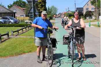 """Al 25 jaar belooft gemeente veilige fietspaden aan te leggen, maar ook in nieuwe plannen zijn er geen te bespeuren: """"Metingen over verkeersdrukte zijn achterhaald"""" - Het Nieuwsblad"""