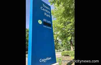 Five more digital signs in place at Coquitlam park - The Tri-City News