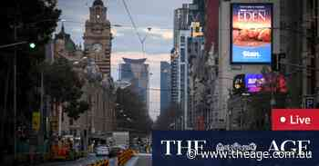 Victoria COVID LIVE updates: Melbourne prepares for restrictions to ease; NSW, QLD alerts issued after travelling COVID case from Victoria