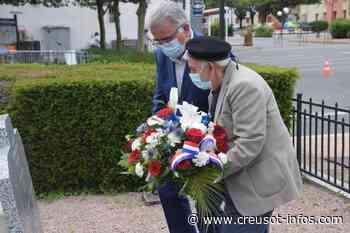 MONTCHANIN : On a commémoré la journée nationale d'hommage aux « Morts pour la France » en Indochine - Creusot-infos.com