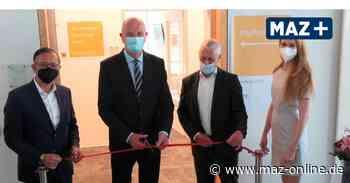 Ludwigsfelde: MTU eröffnet eigenes Impfzentrum - Märkische Allgemeine Zeitung