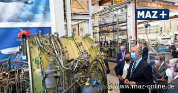 Luftfahrt: MTU Ludwigsfelde setzt jetzt auch Boeing-Triebwerke instand - Märkische Allgemeine Zeitung