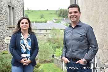 Gilles Chabrier et Aurélie Bresson, un nouveau binôme pour le canton de Murat (Cantal) - La Montagne