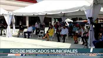 Alcaldía de Panamá inicia en Pueblo Nuevo y Pacora la red integral de Mercados Municipales - Telemetro