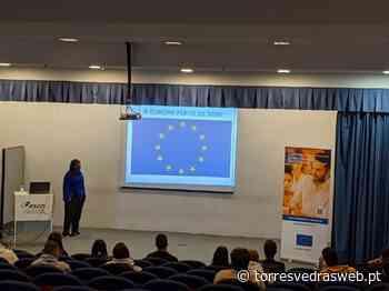 TORRES VEDRAS: ESCO candidatou-se a Escola Embaixadora do Parlamento Europeu - TORRES VEDRAS WEB